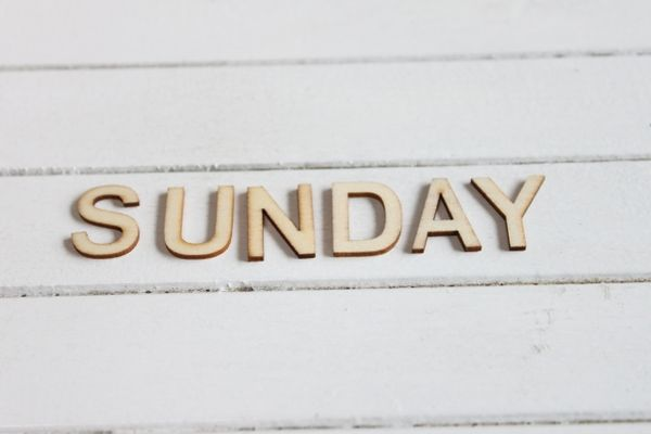 タクシーの日曜日